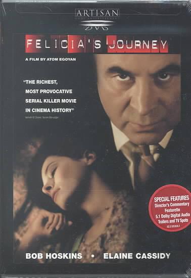 FELICIA'S JOURNEY BY HOSKINS,BOB (DVD)